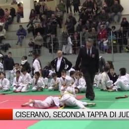 Csi, la tappa di judo a Ciserano