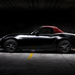Mazda MX-5 Cherry Edition a tiratura limitata