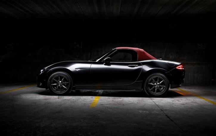 Mazda MX-5 Cherry Edition a tiratura limitata