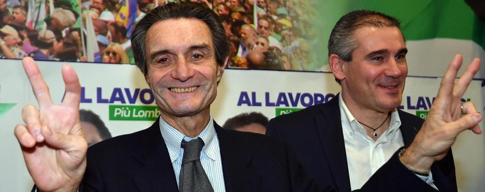 Regionali, Fontana nuovo presidente «Avanti con l'autonomia lombarda»