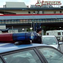 Rubavano portafogli in autogrill Dopo una serie di colpi arrestati due ladri