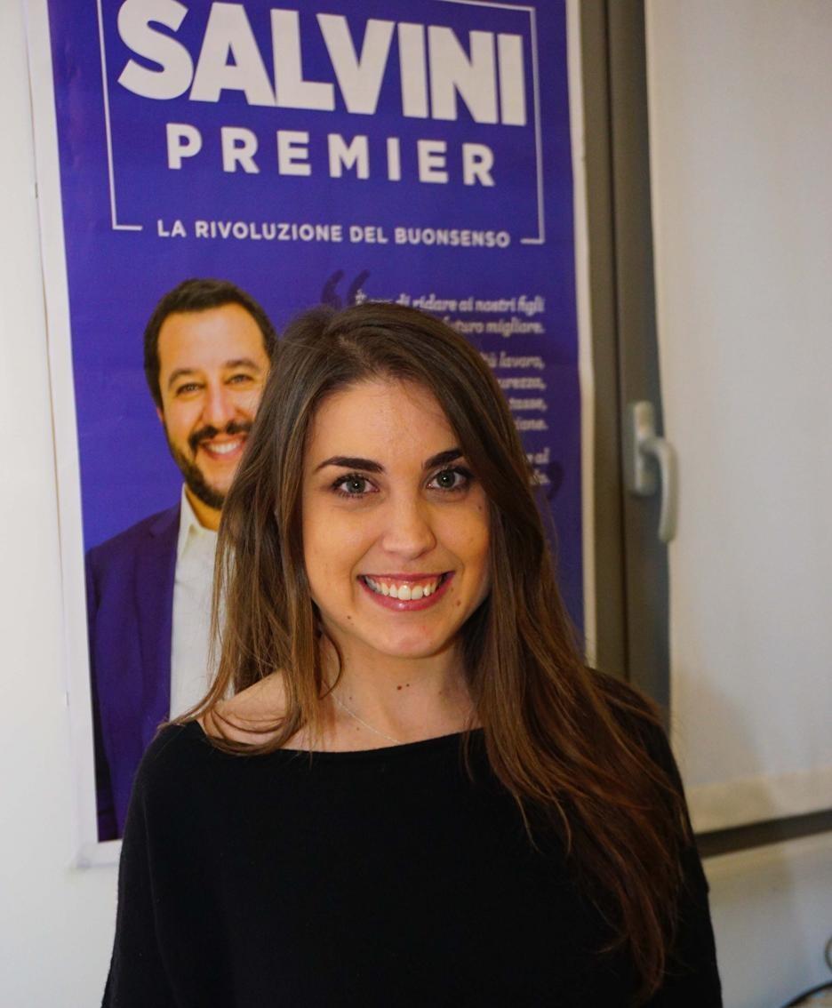 Rebecca Frassini (Lega Nord)