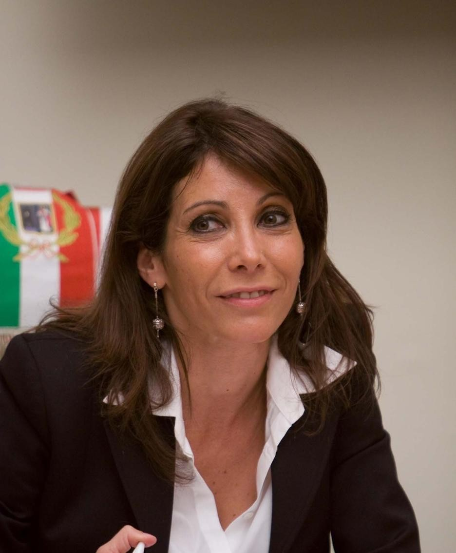 Simona Pergreffi (Lega Nord)