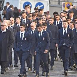 La squadra della Fiorentina