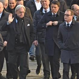 Diego Della Valle e Matteo Renzi
