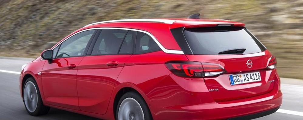 Le Sports Tourer di Opel per chi vuole tanto spazio