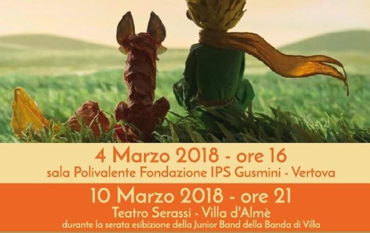 Musica e teatro con «Il Piccolo Principe»