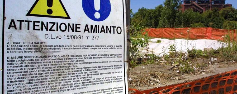 Rimuovere l'amianto dai fabbricati in città Tre convenzioni: 300 edifici da bonificare