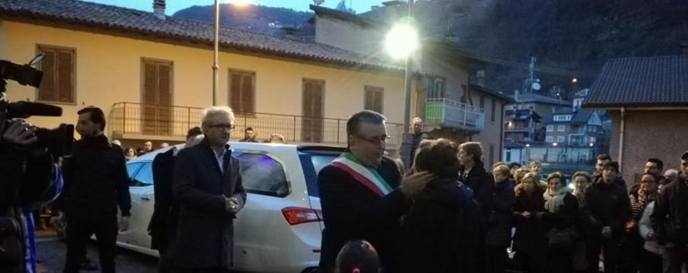 San Pellegrino, oggi l'addio ad Astori L'abbraccio al capitano della Fiorentina