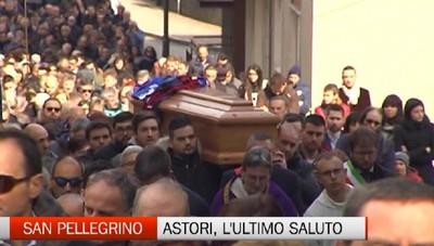 Astori, l'ultimo saluto a San Pellegrino Terme