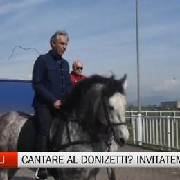 Bocelli: Io al Donizetti? Invitatemi!