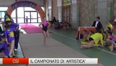 Csi - Il campionato di ginnastica artistica