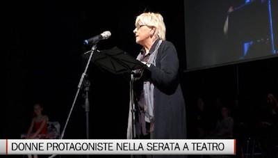 Festa della donna a teatro, un successo