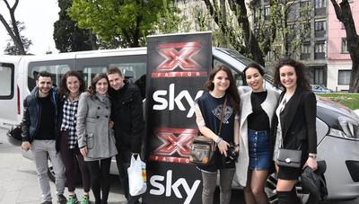 Ai provini di X Factor