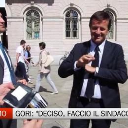 Giorgio Gori ha deciso: Resto a fare il sindaco di Bergamo