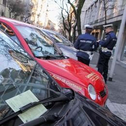 Il conto salato delle multe a Bergamo Pesano 71,50 euro per ogni cittadino