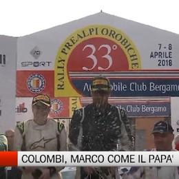Rally, Colombi-Rivoir vincono il Prealpi Orobiche
