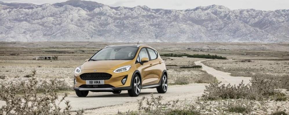 Ford Fiesta si arricchisce  della versione Active