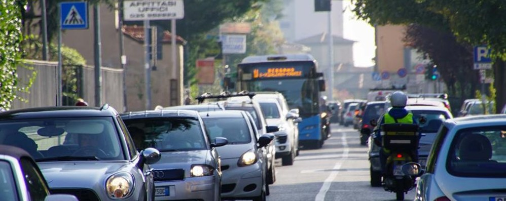 Vuoi evitare traffico e code? Traffico intenso nelle valli
