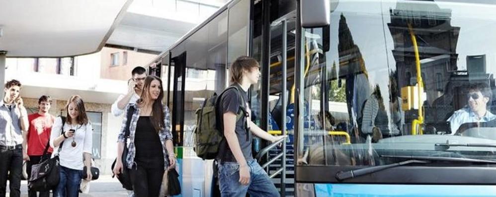Trasporto pubblico con un biglietto solo Tutte le novità su L'Eco di Bergamo