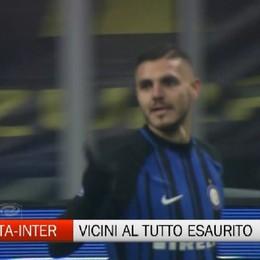 Atalanta-Inter, stadio vicino al tutto esaurito
