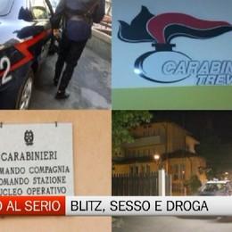 Cologno al Serio: sigilli al night. Sesso, droga, armi e furti