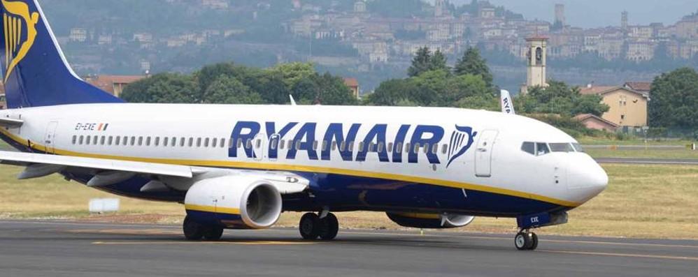 Nuova offerta di lavoro con Ryanair Tre giorni di reclutamento a Bergamo