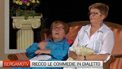 Tornano le commedie in dialetto bergamasco. L'appuntamento è per tutti i venerdì sera su Bergamo Tv