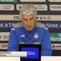 Atalanta-Inter, le parole di Gasperini