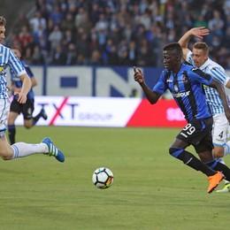 Barrow e Cornelius insieme in campo? Gasp: «È un'ipotesi per Atalanta- Inter»