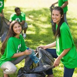 La giornata del verde pulito