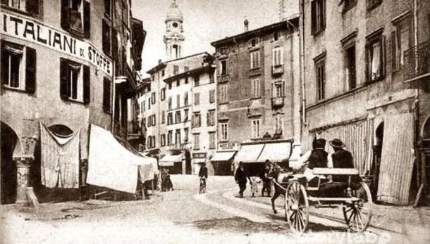Piazza Pontida, luogo del cuore Un fascino discreto e senza tempo