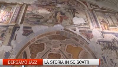 Cinquanta istantanee per raccontare 40 edizioni di Bergamo Jazz