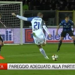 Gasperini: Giusto il pareggio con l'Inter