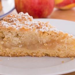 Un classico, la torta di mele