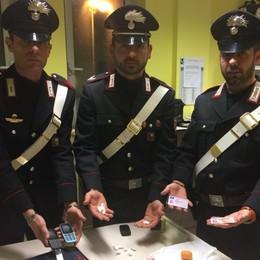 Spacciano a Verdello: due arresti A Romano preso mentre ruba una bici
