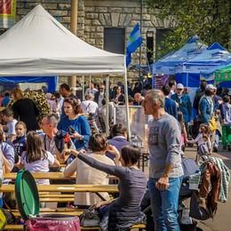 Successo per lo street food in piazza «Un modo per rilanciare la zona»