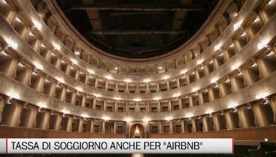 Bergamo, accordo Comune-Airbnb    Ora si pagherà la tassa di soggiorno