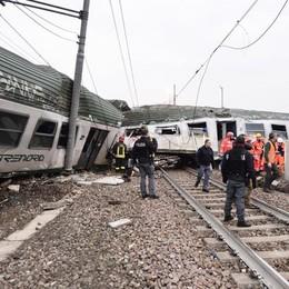 Inchiesta sulla strage del treno a Pioltello «Ruggine recente» sui binari sequestrati
