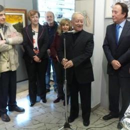 Maranno, 45 anni di pittura  In mostra a Bergamo fino al 2 maggio