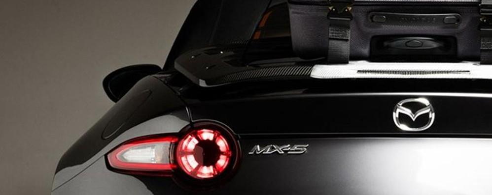 Mazda MX-5 Grand Tour in solo sei esemplari