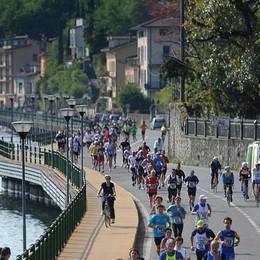 Sarnico-Lovere, la meraviglia del lago Quando correre diventa magia