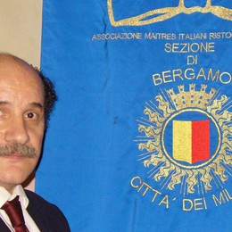 Agostino Amato, una carriera da restaurant manager