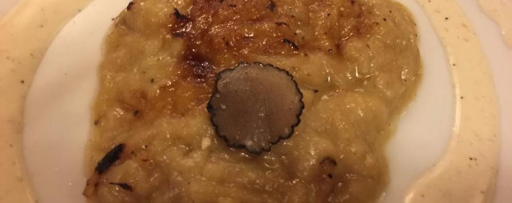 La cipolla protagonista al ristorante Colleoni