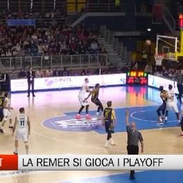Remer-Viola, stasera a Treviglio sognando i playoff