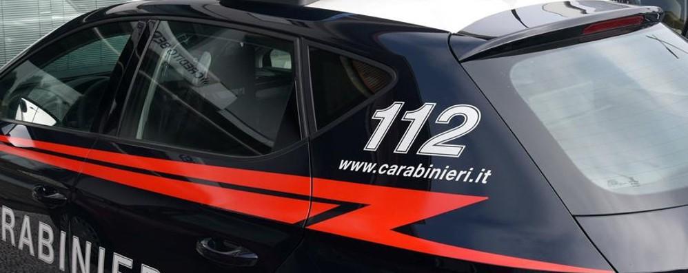 Rubano 20 kg di rame a Vigano Sorpresi dai carabinieri: due arresti