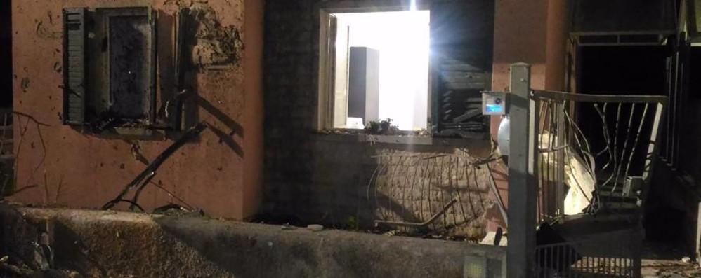 Scoppia un impianto geotermico Terrore a Sovere, villetta distrutta