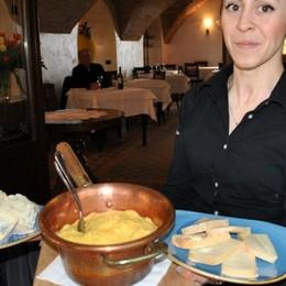 Super polenta Moretti alla Bettola di Urgnano