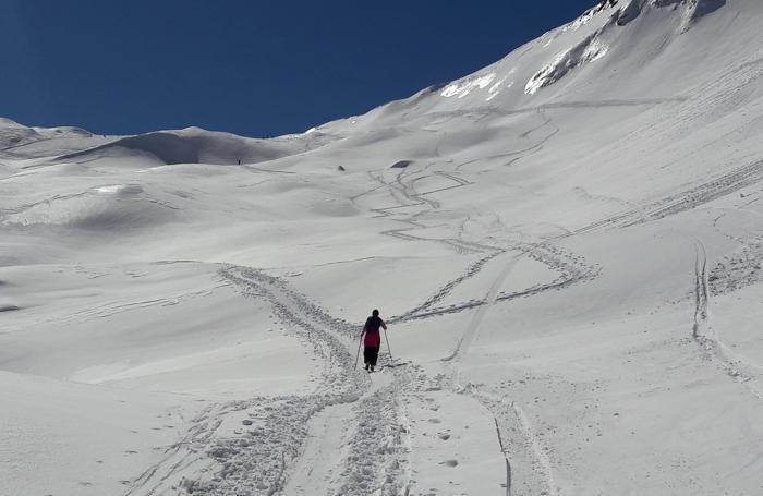 La pace della neve a Pasquetta