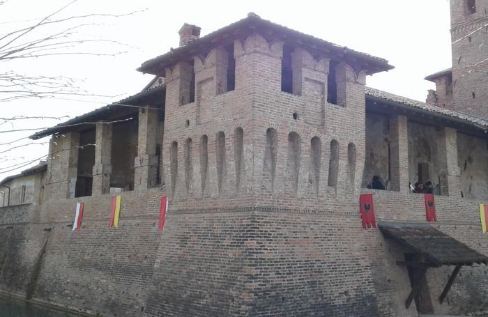 Pasquetta al castello di Pagazzano
